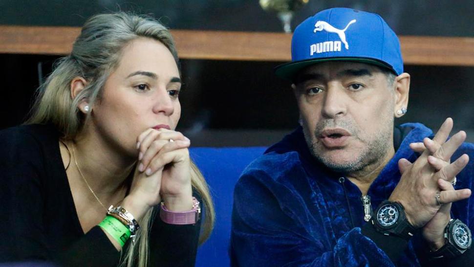 Lucas Bertero demandará a Diego Maradona