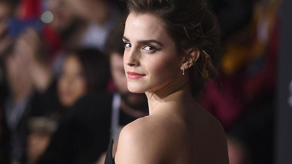 Las fotos ntimas de Emma Watson que se filtraron en la
