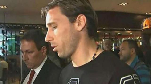 Jugadores ignoraron por completo a los periodistas — Selección Argentina