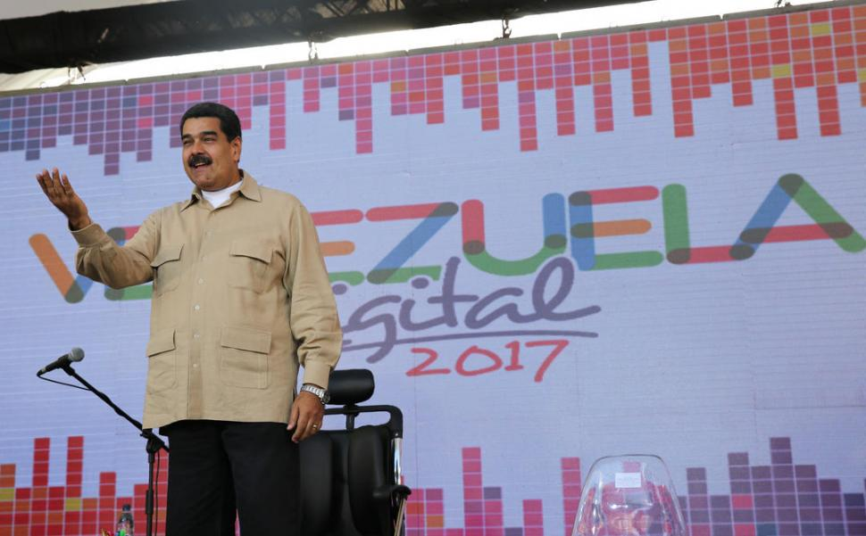 Morales denunció