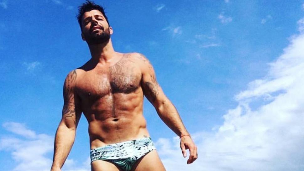 ¡Alerta de incomodidad! Ricky Martin se reencontró con su ex novio