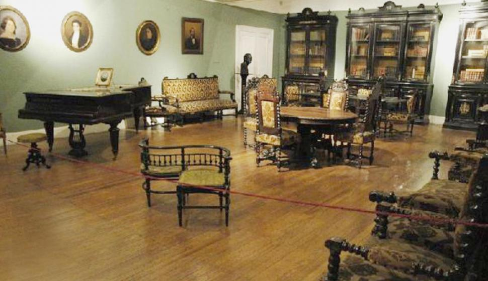 La casa de avellaneda la gaceta tucum n for Muebles de oficina tucuman 1564