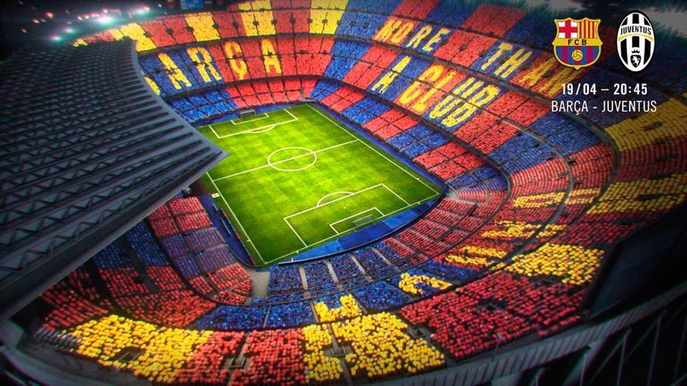Barcelona vs. Juventus: Horario, formaciones y dónde ver el partido de Champions