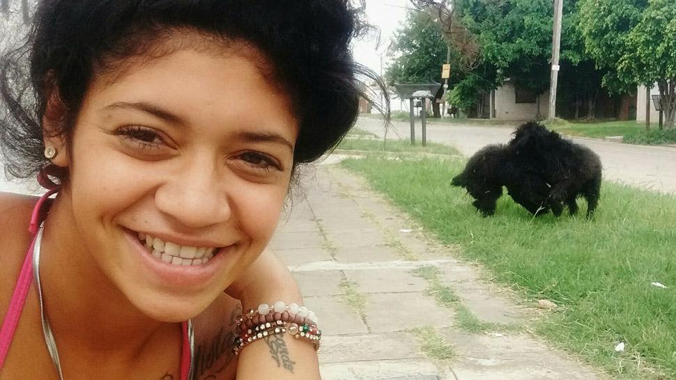 ¿Donde esta Araceli? Chica perdida, Ayuda Urgente