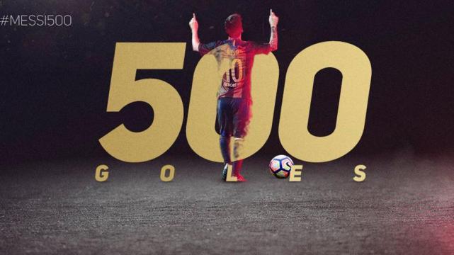 Messi se expresó tras el clásico: