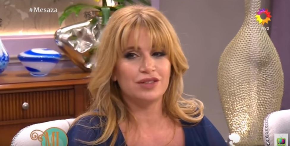 Florencia Peña habló de las dificultades de su embarazo