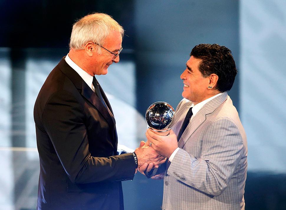 Maradona no duda: