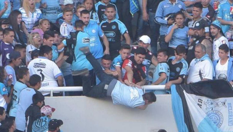 Entre polémicas y discusiones, Talleres y Belgrano repartieron puntos