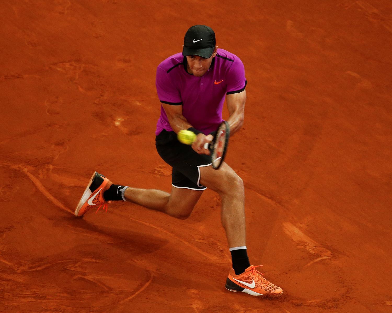 Coric protagoniza la gran sorpresa en Madrid y elimina a Murray