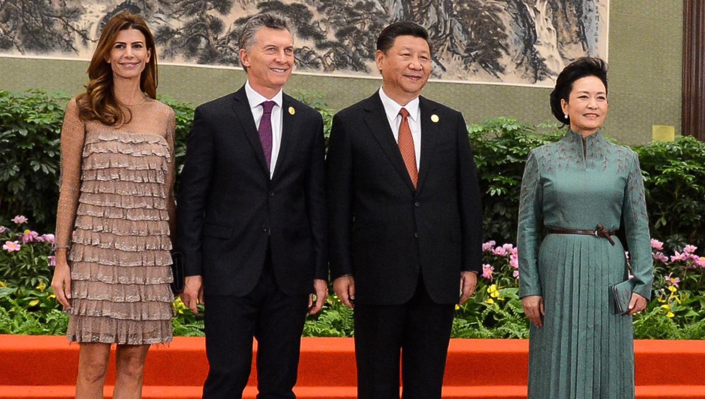 Resultado de imagen para macri china