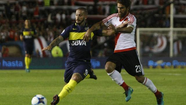 Boca - River juegan el Superclásico