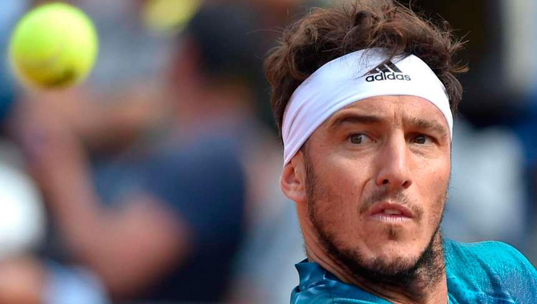 Pico Mónaco anunció por Twitter su retiro del tenis