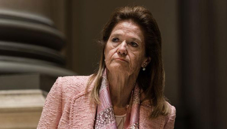 La vicepresidenta de la Corte Suprema pidió licencia