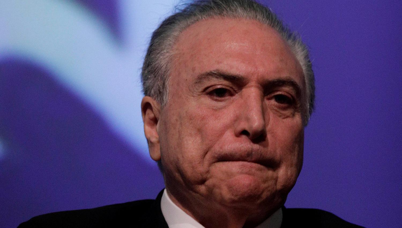 Corte Suprema ordena suspensión del mandato de senador Aécio Neves