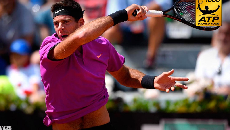 En dos sets, Novak Djokovic avanza en Roma