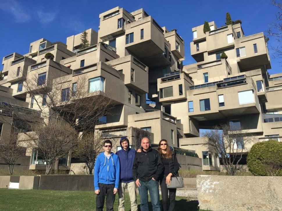 La facultad de arquitectura nos dio una excelente for Facultad de arquitectura una