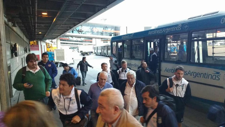 Murieron hinchas de Atlético Tucumán en un accidente de tránsito