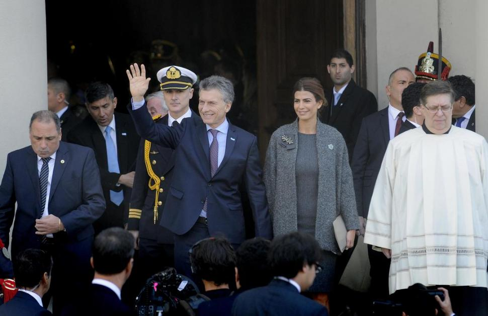 Macri aseguró que participará en el Tedeum por el 25 de Mayo