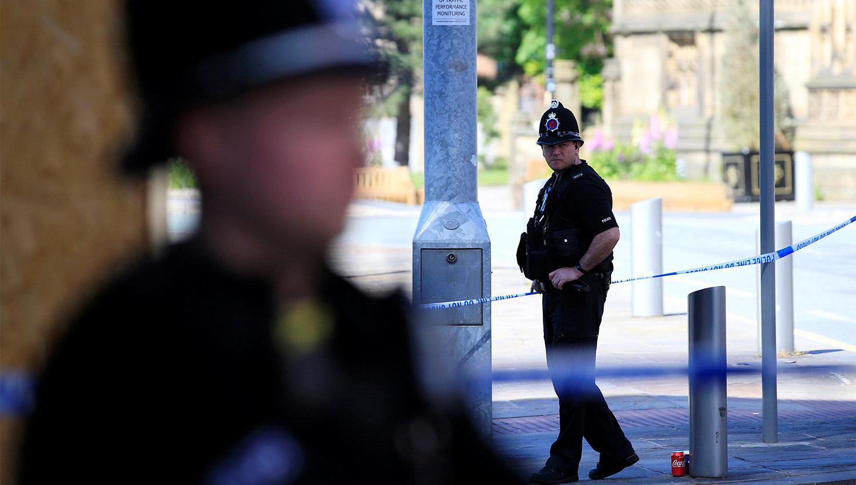 Inglaterra difunde fotos del terrorista de Manchester