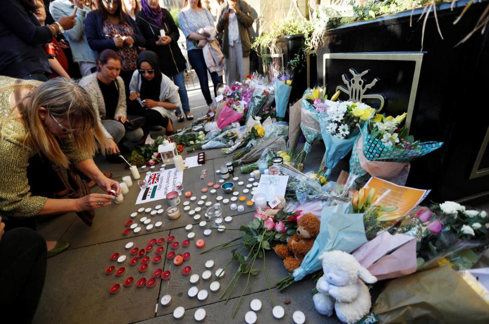 Nuevo detenido por el atentado en el Manchester Arena
