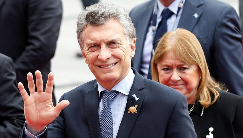 El presidente Macri sufrió una descompensación