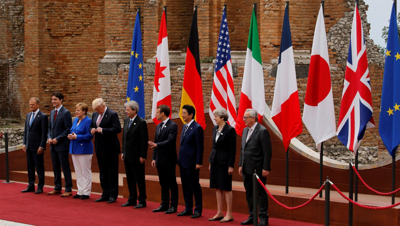 Frena EU progresos climáticos en cumbre del G7