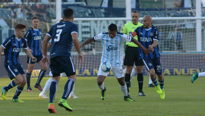 Talleres derrotó 2 a 1 a Atlético Tucumán