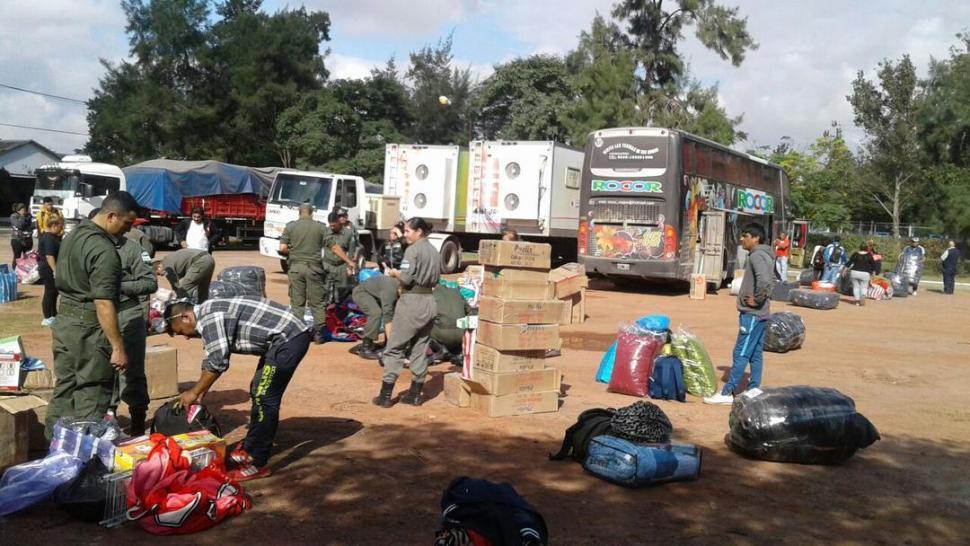 Gendarmería Nacional secuestró mercadería valuada en más de 10 millones de pesos