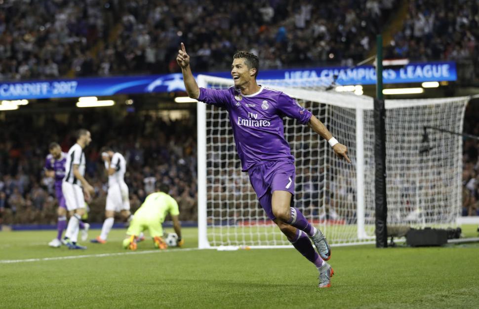 Cristiano Ronaldo es lo destacado en bicampeonato de Real Madrid en