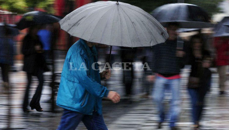 Jueves con lluvias, pero no tan fríos