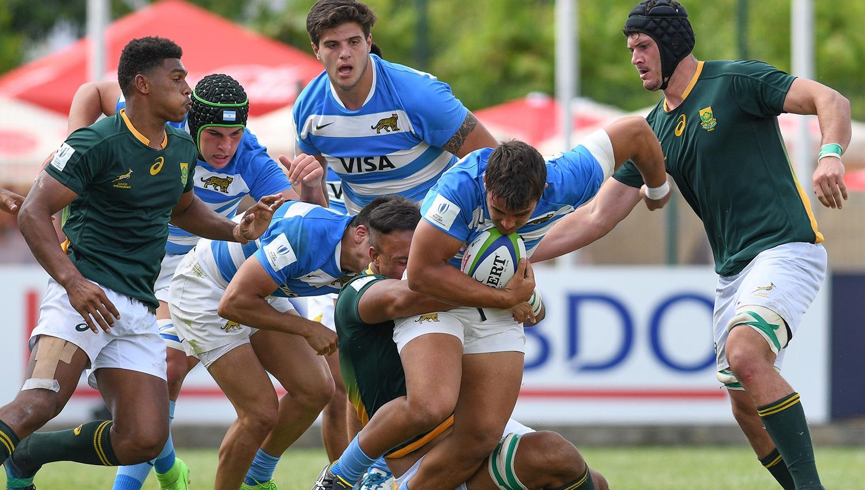 Los Pumitas cambian más de medio equipo ante Sudáfrica