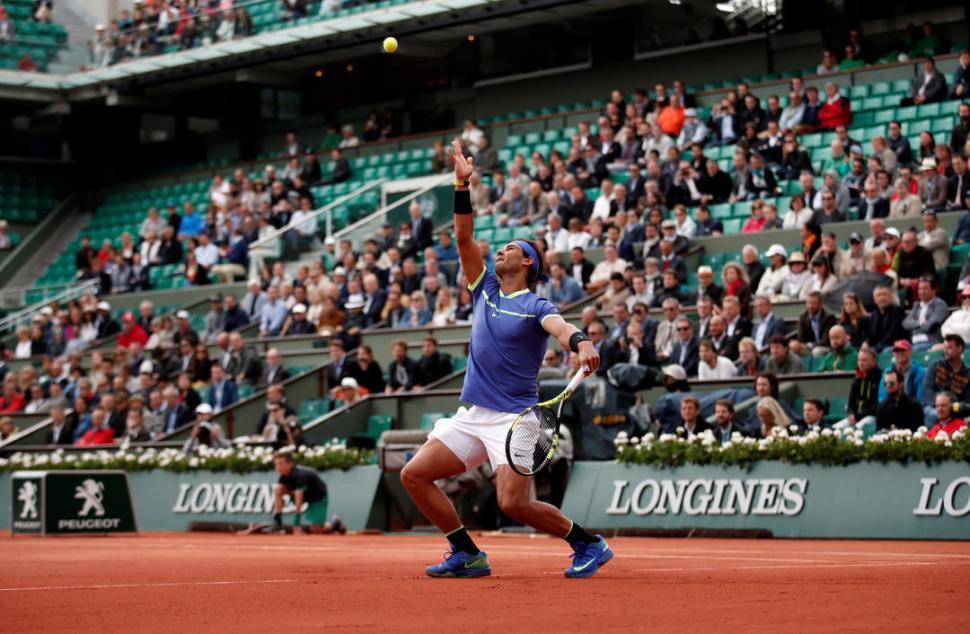 Wawrinka y Nadal son los finalistas