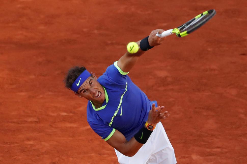 Nadal-Wawrinka, la final masculina de Roland Garros