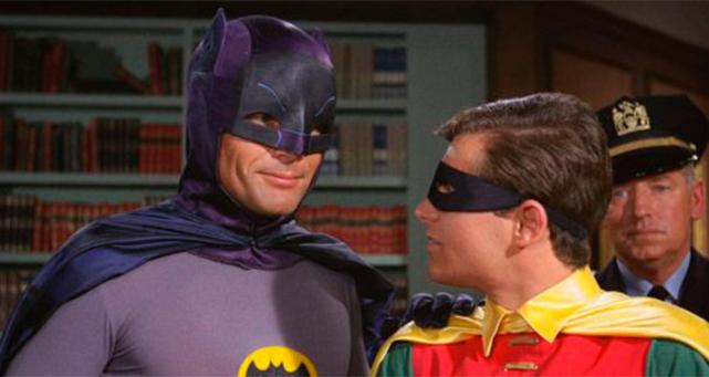 Falleció Adam West, el Batman de los 60