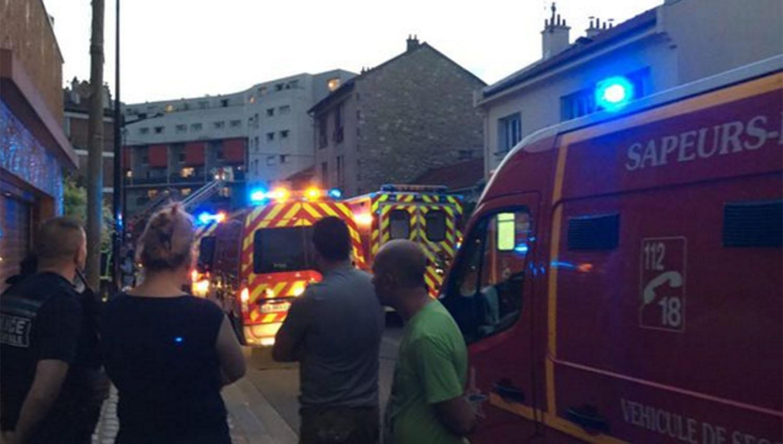 Cóctel molotov en París: cuatro heridos en un restaurante