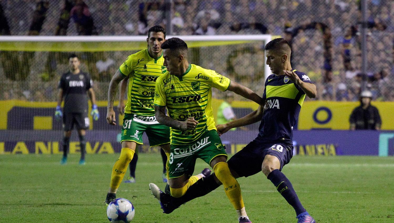 Independiente venció a Defensa y se metió en zona de Libertadores