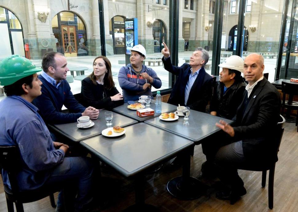 Tigre: Escracharon a Macri ya Vidal en una recorrida de campaña