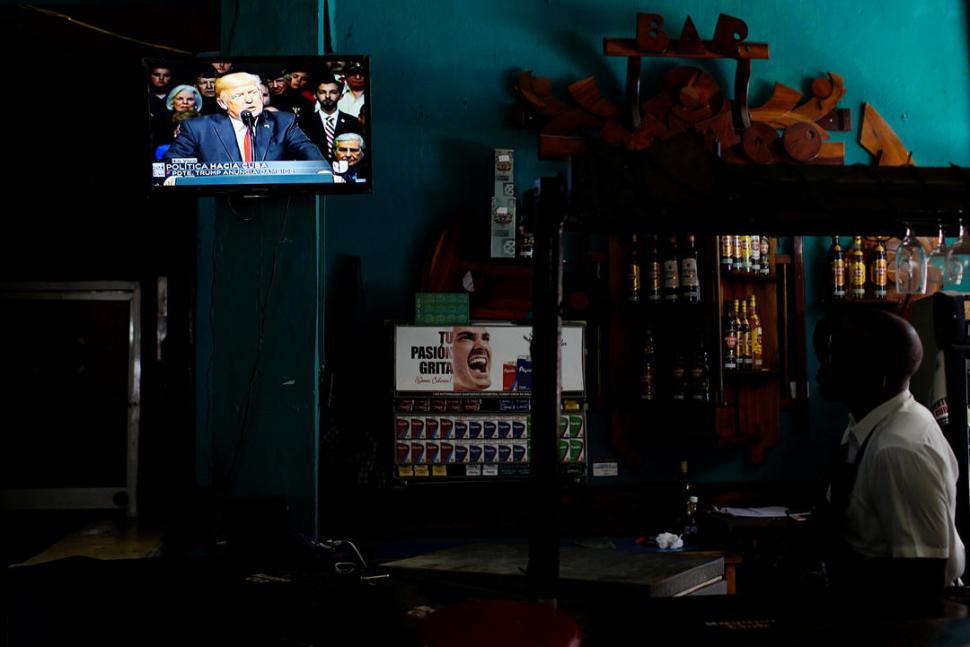 Kuczynski y Trump volvieron a conversar sobre la crisis en Venezuela