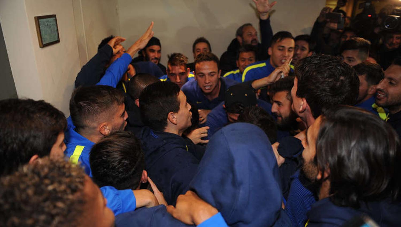 Se corona Boca Juniors y sin jugar