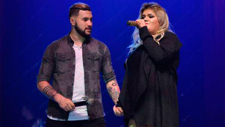 Morena Rial y Fede Bal se lanzaron a la música