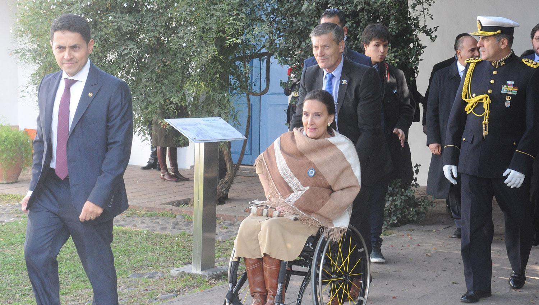 Michetti encabezará en Tucumán los festejos por el Día de la Independencia
