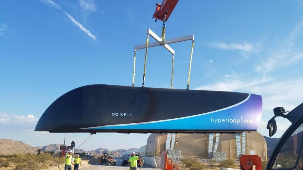 Elon Musk construirá un Hyperloop de New York a DC