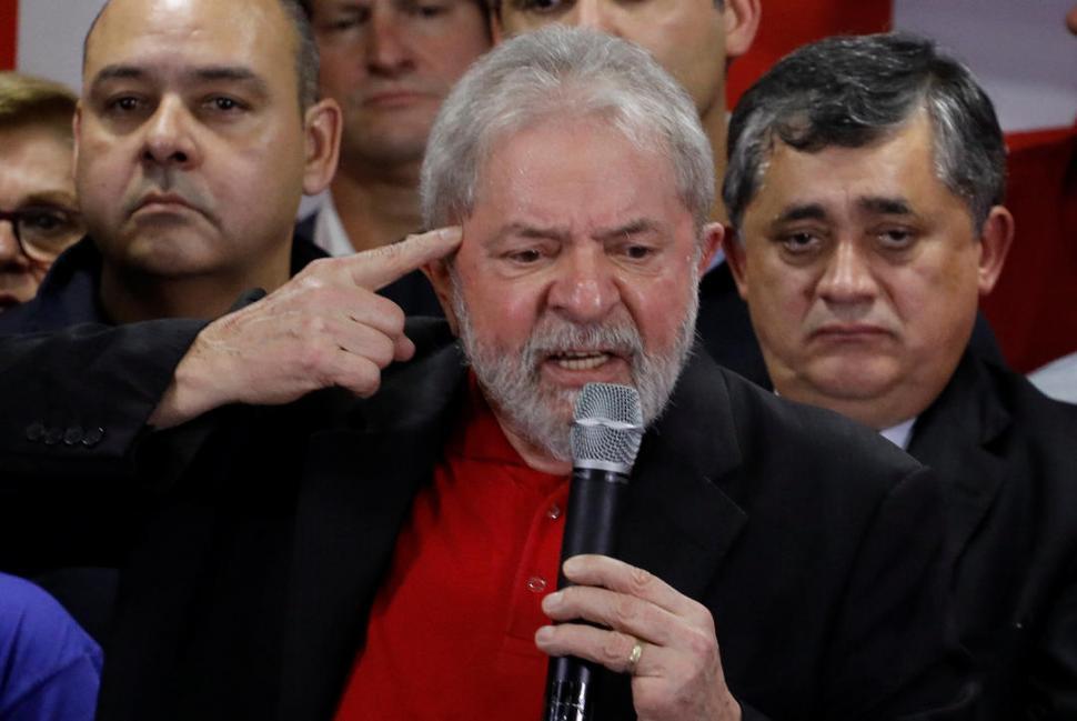 Frente Amplio expresó preocupación por el pronunciamiento judicial contra Lula da Silva