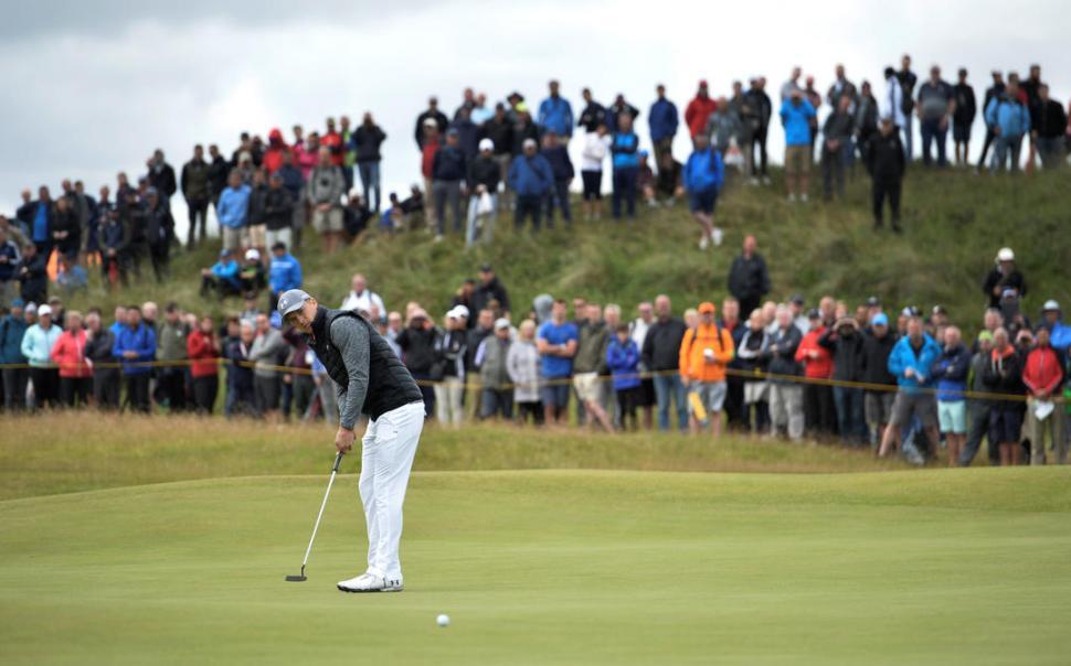 Golfista Estadounidense Spieth deslumbra al ganar Campeonato Abierto Británico
