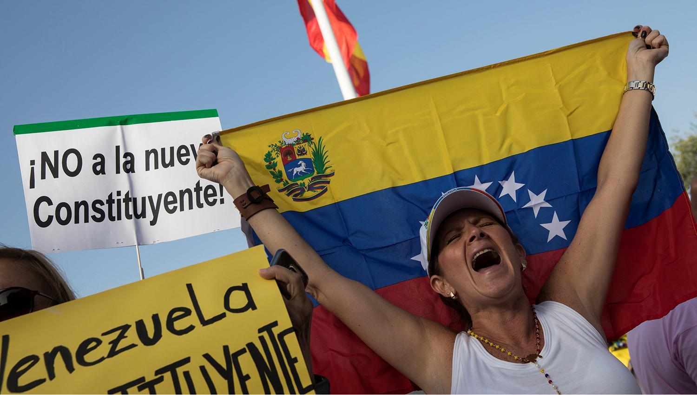 La Argentina no reconocerá el resultado de la elección en Venezuela