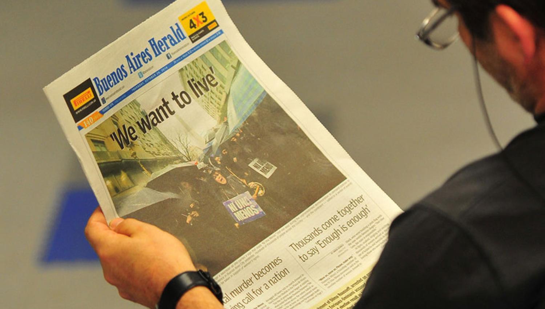 Después de 140 años, deja de publicarse el diario Buenos Aires Herald
