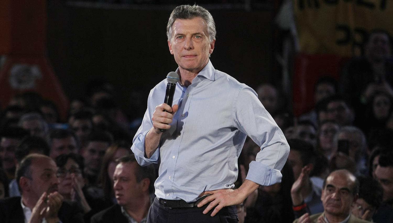 Macri declara fortuna de 4.7 millones de dólares