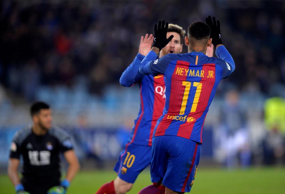 Neymar podría demandar al Barcelona ante FIFA