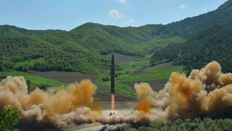 Advertencia del Pentágono a Corea del Norte
