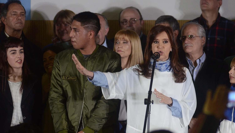 La respuesta de Diego Brancatelli tras el cruce con María Eugenia Vidal
